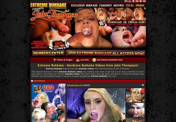 extreme bukkake extremebukkake.com