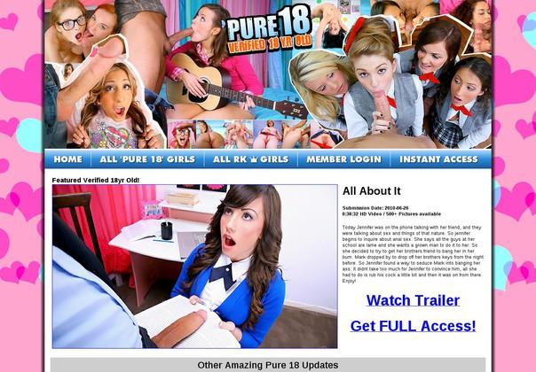pure18 pure18.com