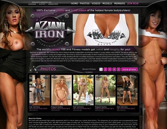 aziani iron access.azianiiron.com