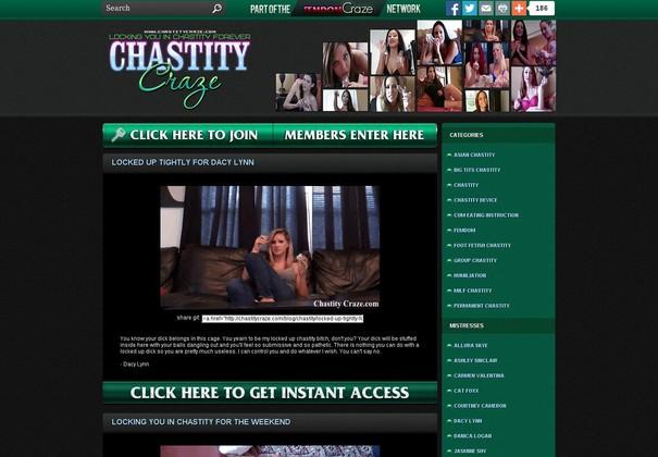 chastity craze chastitycraze.com