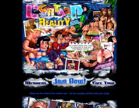 cartoon reality cartoonreality.com
