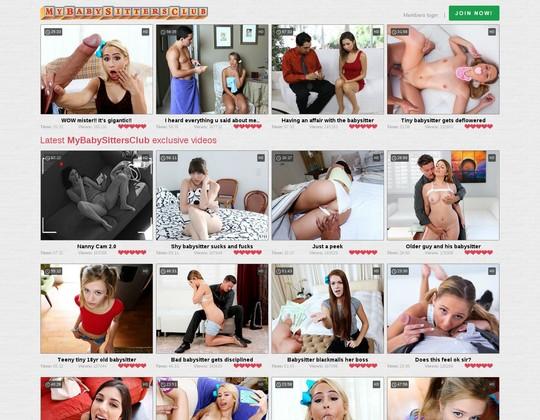my babysitters club mybabysittersclub.com