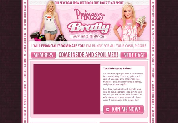 Princess Bratty