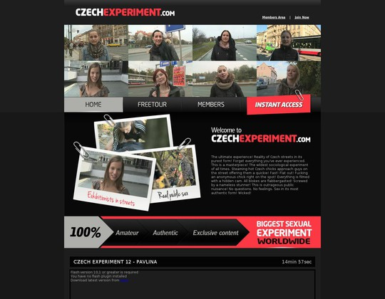 czechexperiment.com czechexperiment.com