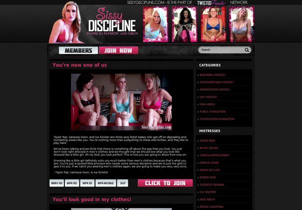 sissy discipline sissydiscipline.com