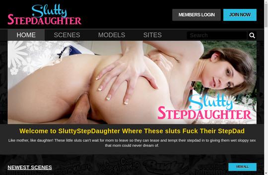 Slutty Stepdaughter